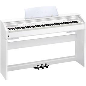Casio PX-760 Privia 88-Key Digital Piano (White)