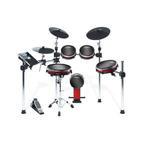Alesis Crimson Drum Kit, 5-Piece Electronic Drum Kit with Mesh Heads