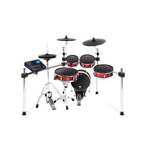 Alesis Strike Drum Kit, 8-Piece Professional Electronic Drum Kit with Mesh Heads