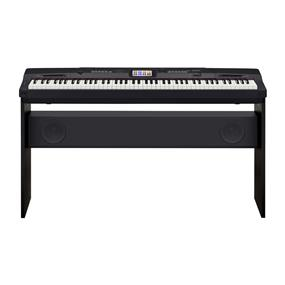 Casio CGP-700 Compact Grand Piano with Stand & Pedal (Black)