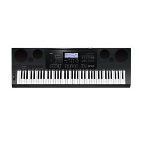 Casio WK-7600 Workstation Keyboard with Sequencer and Mixer