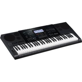 Casio CTK-7200, 61 Key Portable Keyboard with Pitch Bend Wheel