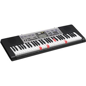 Casio LK-175, 61 Light-up Keys with EFX Sound Sampler