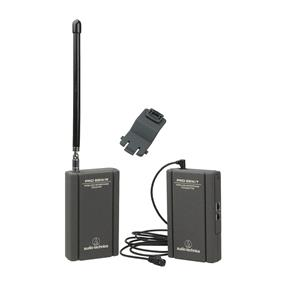 Audio-Technica PRO 88W-830 Camera Mountable VHF Lavalier Pro 88W VHF Wireless System