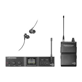 Audio-Technica M2 Wireless In-Ear Monitoring System (Band L: 575.000 to 608.000 MHz)