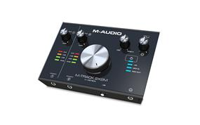 M-Audio M-Track 2X2M - 24-Bit/192 kHz USB Audio Interface