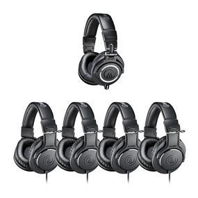 Audio Technica ATH-PACK 5 - Professional Headphones Studio Pack