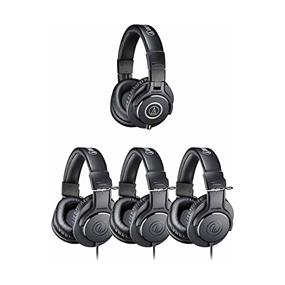 Audio Technica ATH-PACK4 Professional Headphones Studio Pack