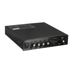 Audio-Technica AT-MX341b 4-Channel Automatic Mixer (Black)