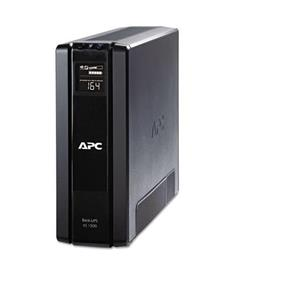 APC BX1500G Power-Saving Back-UPS XS Backup System, 1500VA, 10 Outlets, 355 J(BX1500G)