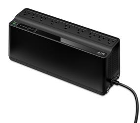APC (BE850M2) Back-UPS ES 750 - UPS - AC 120 V - 450 Watt - 850 VA - USB - 10 output connector(s)