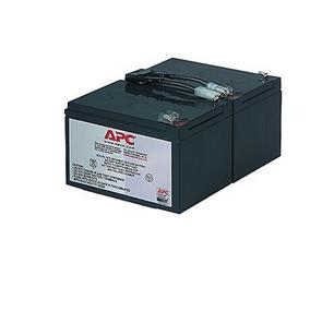 APC (RBC6) Replacement Battery Cartridge #6 - UPS battery lead acid