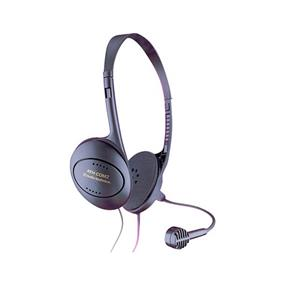 Audio-Technica ATH-COM2 - Stereo Headset with Dynamic Boom Microphone