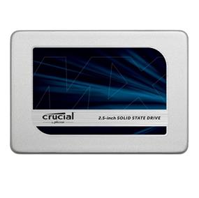 Crucial MX300 525GB SATA6Gb/s 2.5'' Internal SSD Read: 530MB/s; Write:510MB/s (CT525MX300SSD1)