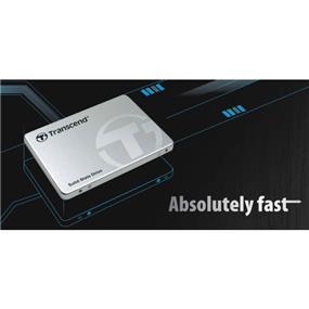 """Transcend 230S 512GB 2.5"""" SATA3 3D TLC SSD Max. Read:560MB/s; Max. Write:520MB/s (TS512GSSD230S)"""