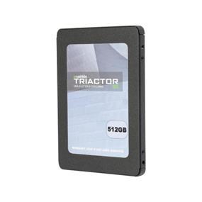 """Mushkin Triactor 3DL 2.5"""" 512GB SATA 6Gb/s Max. Read: 550 MB/s, Max. Write: 505 MB/s Solid State Drive (MKNSSDTR512GB-3DL)"""