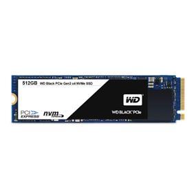 WD Black PCIe Gen3 x4 NVMe M.2 2280 256GB Read:2050 Mb/s,Write: 700 MB/s SSD (WDS256G1X0C)