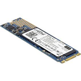 Crucial MX300 525GB M.2 2280 3D TLC SATA 6Gb/s SSD (CT525MX300SSD4)
