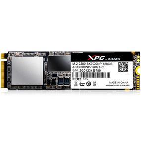 ADATA XPG SX7000 M.2 2280 128GB PCIe Gen3x4 SSD(ASX7000NP-128GT-C)