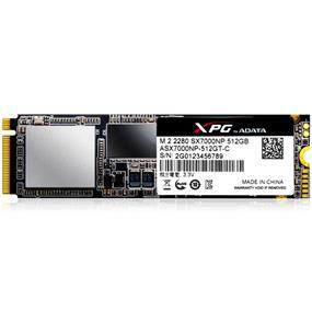 ADATA XPG SX7000 M.2 2280 512GB PCIe Gen3x4 SSD (ASX7000NP-512GT-C)