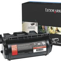 Lexmark 64035HA High Yield Print Cartridge - Black - Laser - 21000 Page