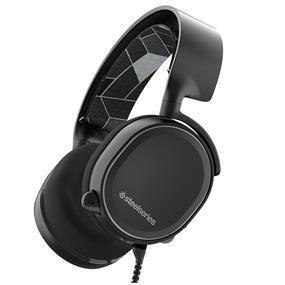 SteelSeries Arctis 3 All-Platform Gaming Headset 7.1 Surround Sound - Black (61433)