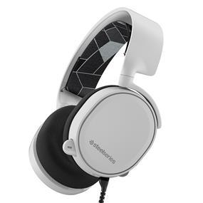 SteelSeries Arctis 3 Gaming Headset  - White (61434)