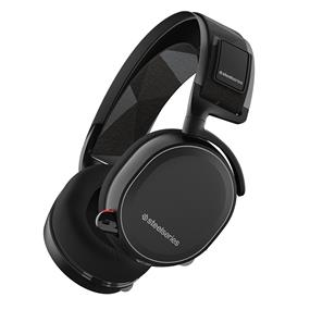 SteelSeries Arctis 7 Wireless Gaming Headset with DTS Headphone  7.1 Surround Sound - Black (61463)