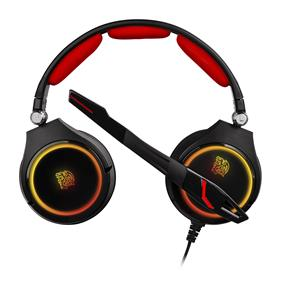 Thermaltake eSports Cronos RGB Digital 3D 7.1 Gaming Headset (HT-CRO-DIECBK-21)