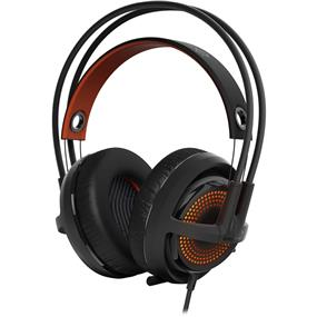 SteelSeries Siberia 350 Headset - Black (51202)