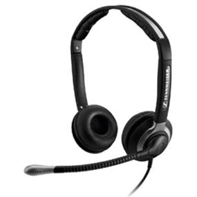 Sennheiser CC 550 Headset - Black