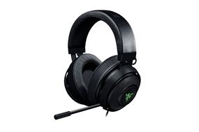 Razer Kraken 7.1 V2 - Digital Gaming Headset - Black - Oval Ear Cushions - NASA (RZ04-02060200-R3U1)