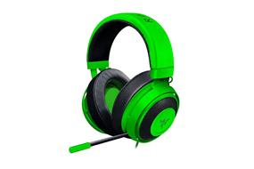 Razer Kraken Pro V2 – Analog Gaming Headset – Green – Oval Ear Cushions – NASA (RZ04-02050600-R3U1)