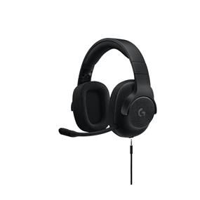 Logitech G433 7.1 Wired Surround Gaming Headset (Black) (981-000708)