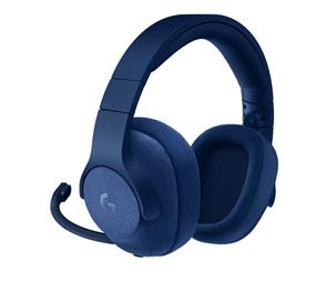 Logitech G433 7.1 Wired Surround Gaming Headset (Blue) (981-000681)