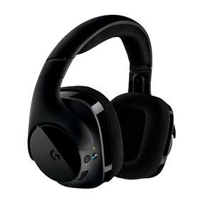 Logitech G533 Elite Wireless DTS 7.1 Surround Sound Gaming Headset (981-000632)