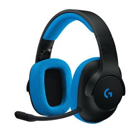 Logitech G233 Prodigy - Wired Gaming Headset (981-000701)