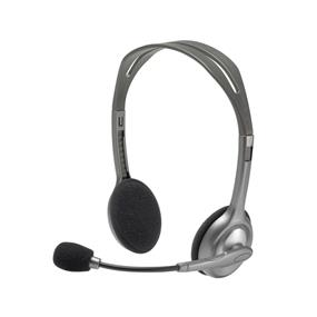 Logitech H110 Stereo Headset (A) (981-000214)