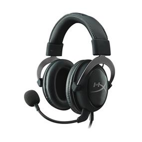 HyperX Cloud II - Pro Gaming Headset (Gun Metal)- (KHX-HSCP-GM)