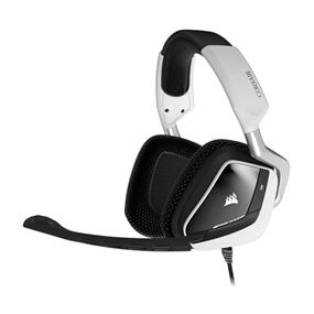Corsair Gaming VOID USB RGB Gaming Headset, White (CA-9011139-NA)
