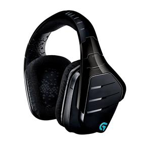 Logitech G933 Artemis Spectrum Wireless 7.1 Surround Sound Gaming Headset (981-000585)