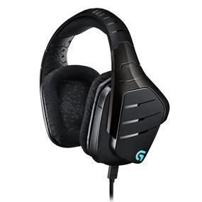 Logitech G633 Artemis Spectrum RGB 7.1 Surround Sound Gaming Headset (981-000586)