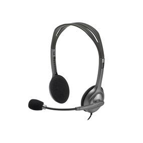 Logitech H111 Stereo Headset (981-000612)