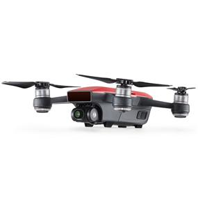 DJI Spark Mini Drone Lava Red (CP.PT.000735)