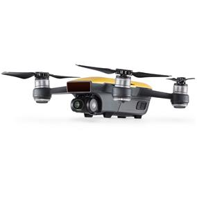 DJI Spark Mini Drone Fly More Combo Sunrise Yellow (CP.PT.000900)