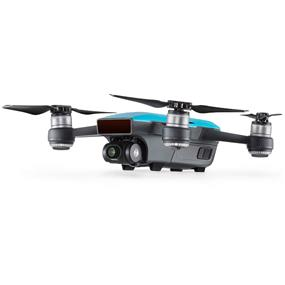 DJI Spark Mini Drone Fly More Combo Sky Blue (CP.PT.000902)