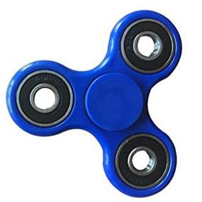 Fidget Spinner Stress Relief Toy - Blue