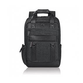 "Solo Bradford 15.6"" Laptop Backpack - Black (EXE735-4)"