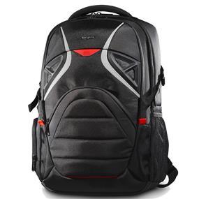 "Targus Strike 17.3"" Gaming Laptop Backpack - Black / Red"