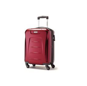 Samsonite Winfield 3 Spinner Carry-On Widebody - Dark Red